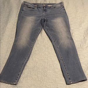American Eagle Dream Jeans Jeggings 16 Regular